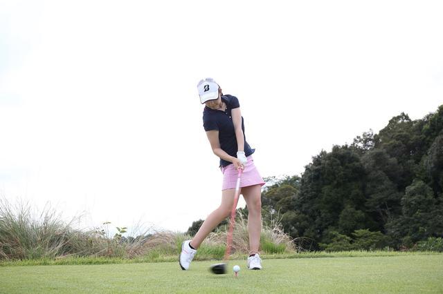 画像2: 誕生日おめでとう! プロ3年目の美女ゴルファー・大山亜由美【1994年2月21日生まれ】