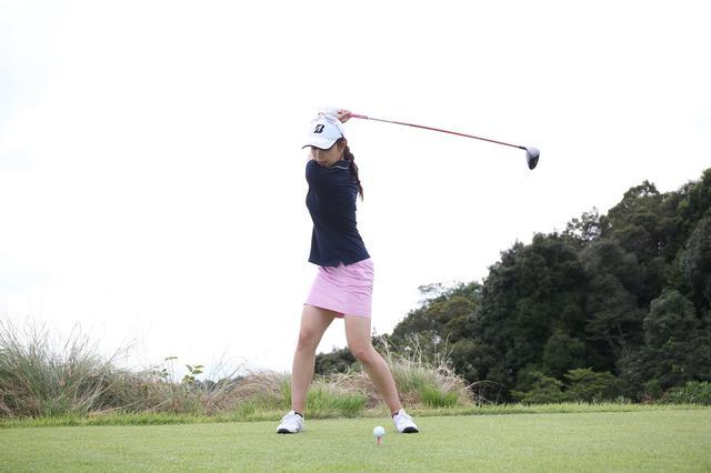 画像1: 誕生日おめでとう! プロ3年目の美女ゴルファー・大山亜由美【1994年2月21日生まれ】