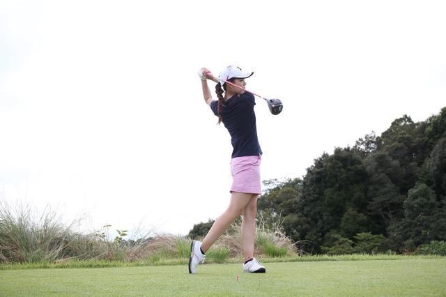 画像5: 誕生日おめでとう! プロ3年目の美女ゴルファー・大山亜由美【1994年2月21日生まれ】