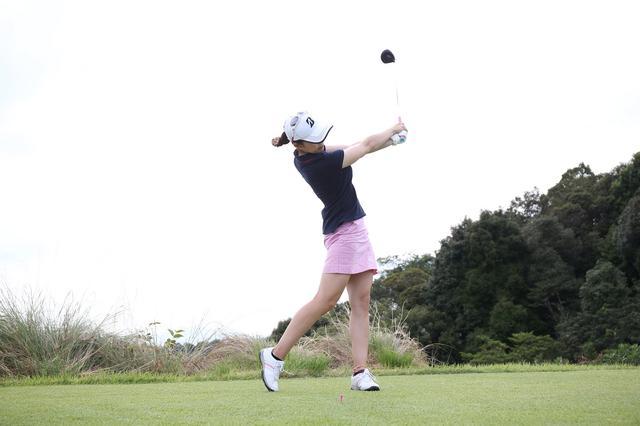 画像4: 誕生日おめでとう! プロ3年目の美女ゴルファー・大山亜由美【1994年2月21日生まれ】