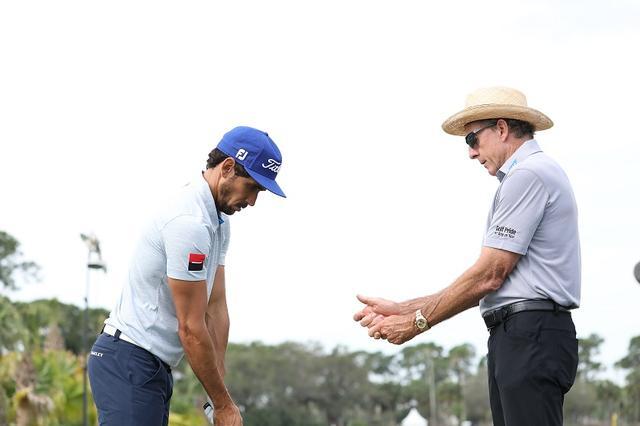 """画像: レッドベターが教えるAスウィングの申し子""""ラファ・カブレラベージョ"""" - みんなのゴルフダイジェスト"""