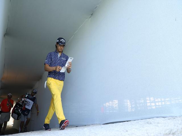 画像: 「ベアーズトラップ」を攻略、石川遼のスウィング改造に光が見えた!? - みんなのゴルフダイジェスト