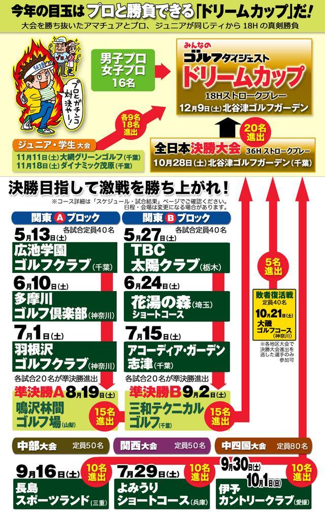 画像: 全日本ショートコース選手権2017【集まれ技自慢。この楽しさはクセになる!】 | ゴルフダイジェスト社