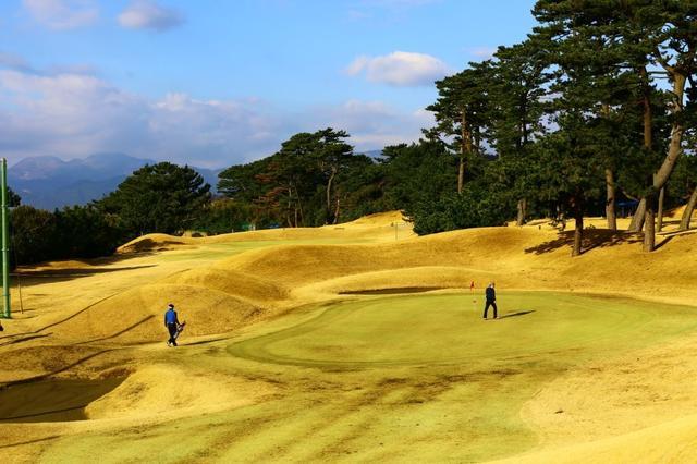 画像: 本コース並のパー3を集めた9ホールが自慢の「大磯ゴルフクラブ」