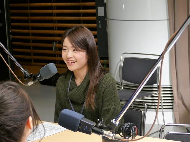 画像: TOKYO FMの番組に出演。「ラジオ出演は本当に緊張します」と話す三ヶ島プロ