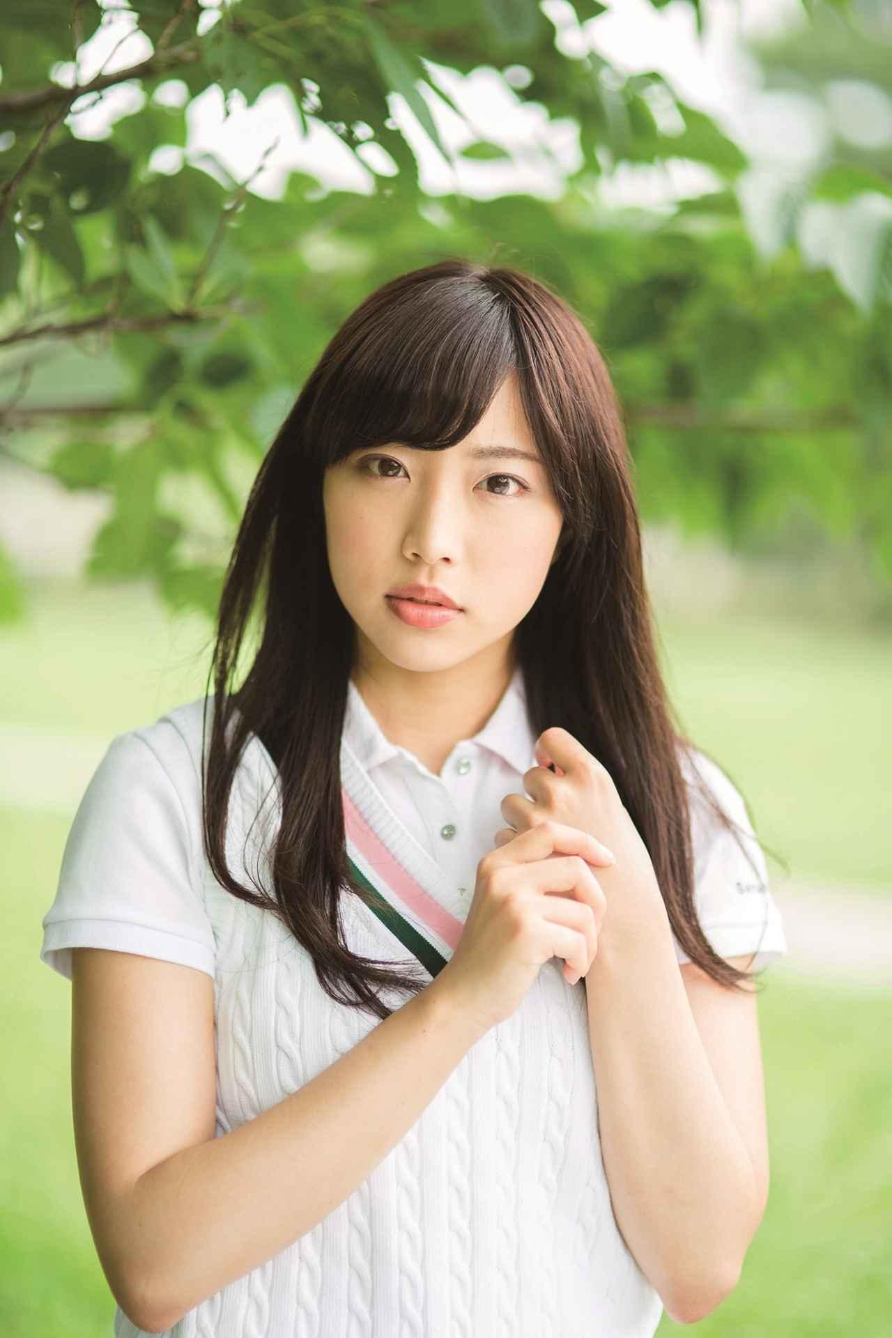 画像: あつみ・ゆりえ、1995年5月21日生まれ。165センチ・B81・W61・H86