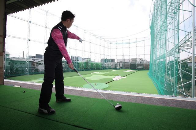 画像: 実際のラウンドでもライン出しは有効だ。練習から準備しておけば本番でも使いやすいぞ
