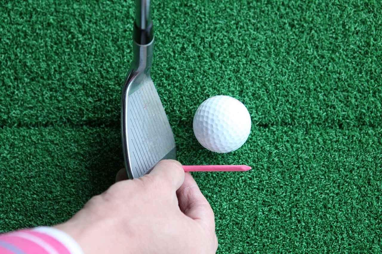 """画像: """"フェースちょいかぶせ""""が寄せワンのキモ。「80台」が出せるアプローチ - みんなのゴルフダイジェスト"""