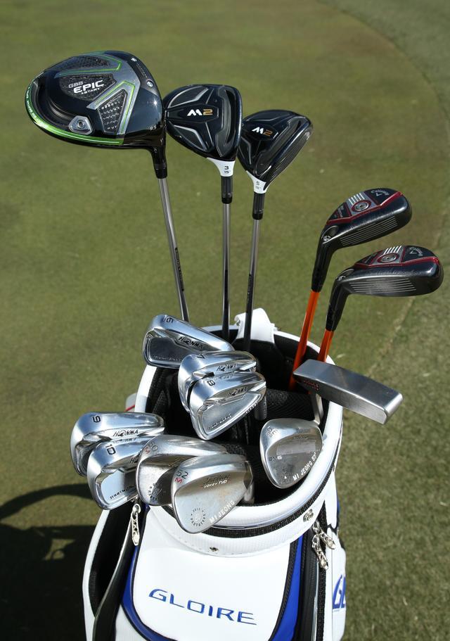 画像: 契約フリー! 「感覚重視」で厳選したジョン・ミジョンの14本 - みんなのゴルフダイジェスト