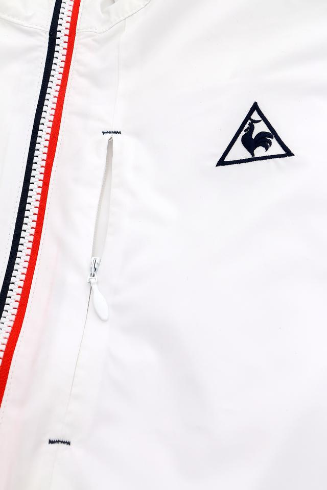 画像: 左胸にはグローブを入れたりできるポケット付