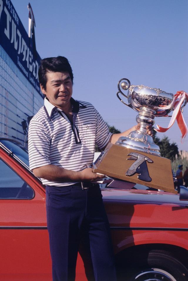 画像: 村上は、77年の「ハワイアンオープン」で米ツアーの当時日本選手最高成績となる2位に食い込んだ