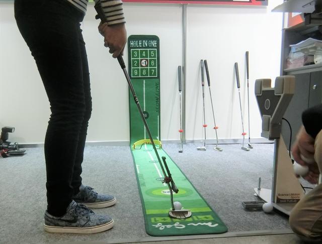画像: パットの悩みを解決する「パットラボ」のチェック項目がすごすぎる【JGF2017】 - みんなのゴルフダイジェスト