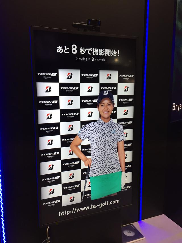"""画像1: プロと一緒に""""記念撮影""""できちゃう"""
