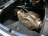 画像: トランクにキャディバッグを積んでみた