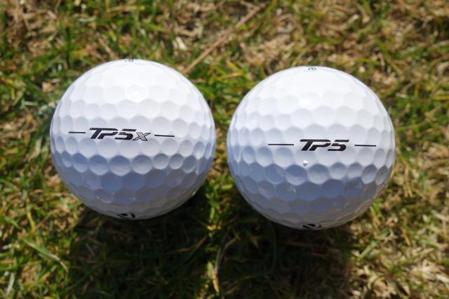 画像2: 同じメーカーのヘッドとボールは相性がいいとされるが……