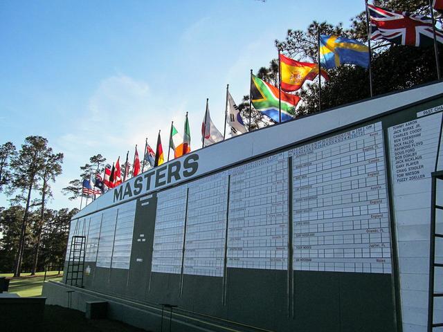 画像: タイガーの名も⁉ リーダーズボードに刻まれた歴代優勝者の名前【マスターズ2017現地レポート(2)】 - みんなのゴルフダイジェスト