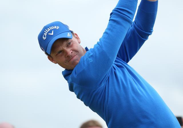 画像: ダニー・ウィレットはイングランド出身の29歳。イングランド勢のグリーンジャケットは96年のニック・ファルド以来だった