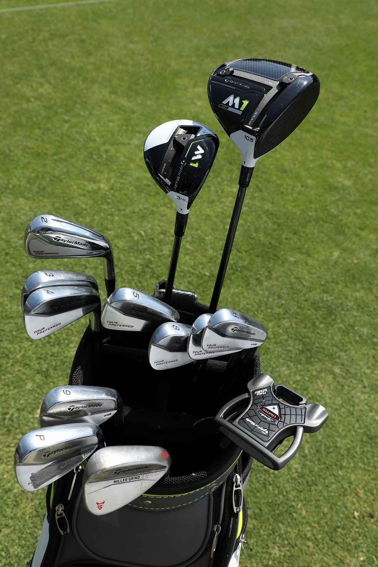画像: 現在世界最強! ダスティン・ジョンソンの14本【マスターたちの勝負ギア】 - みんなのゴルフダイジェスト