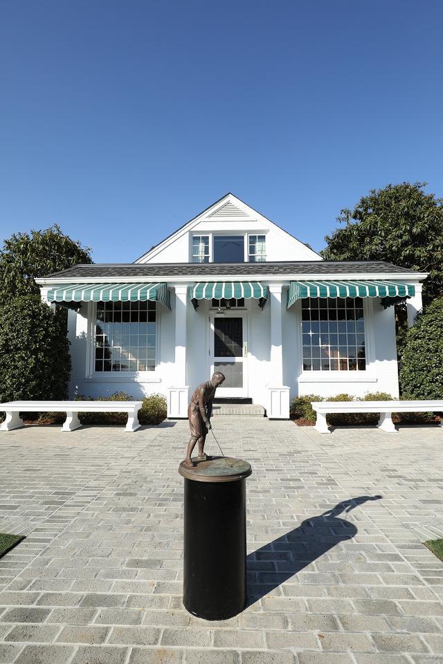 画像: オーガスタ・ナショナルGCは、1934年に球聖ボビー・ジョーンズと設計家アリスター・マッケンジーが創り出した