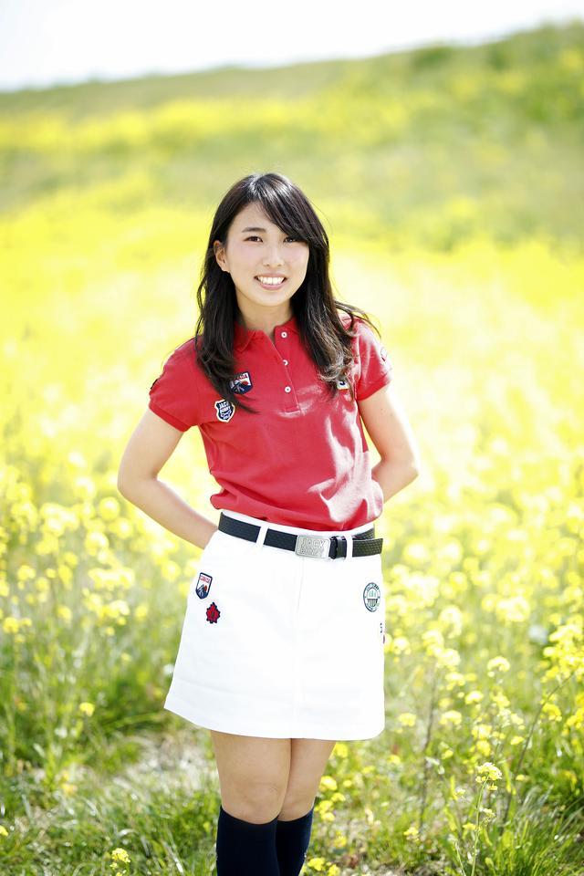 画像: ゴルフ以外のスポーツ歴は、水泳、バレエ、駅伝と多彩な玲奈ちゃん