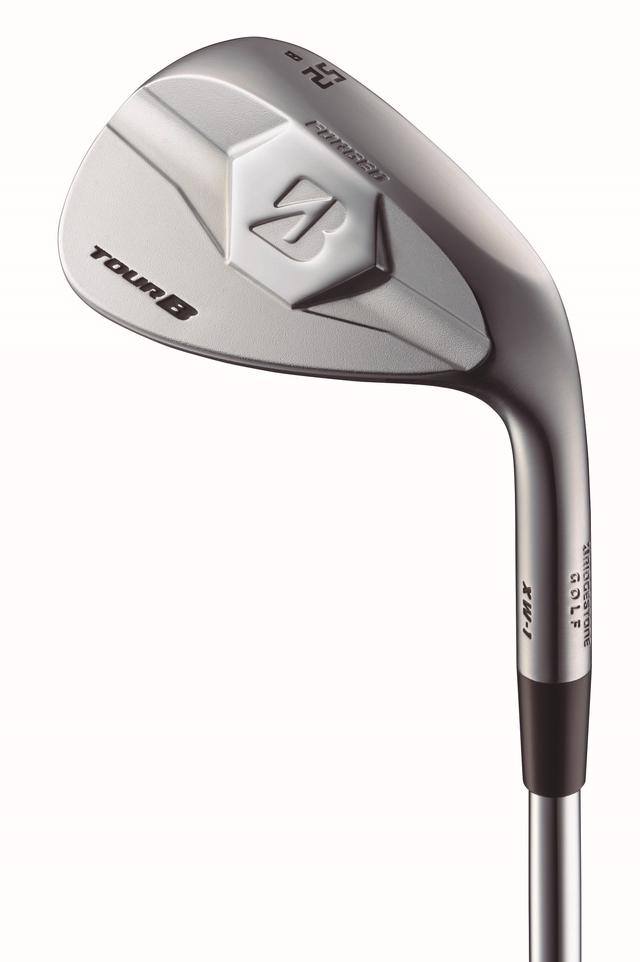 画像: ブリヂストンゴルフ契約プロの使用が想定される「XW-1」