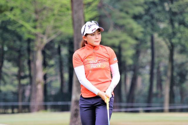 画像: 耐えるゴルフでいい結果を残したいと藤崎