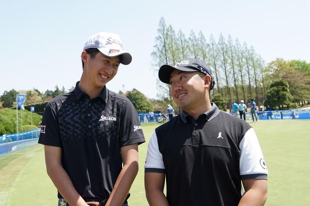 画像: 先に勝つのはどっちかな? 男子ツアー新たなスター候補「ジュンヤとリクヤ」 - みんなのゴルフダイジェスト