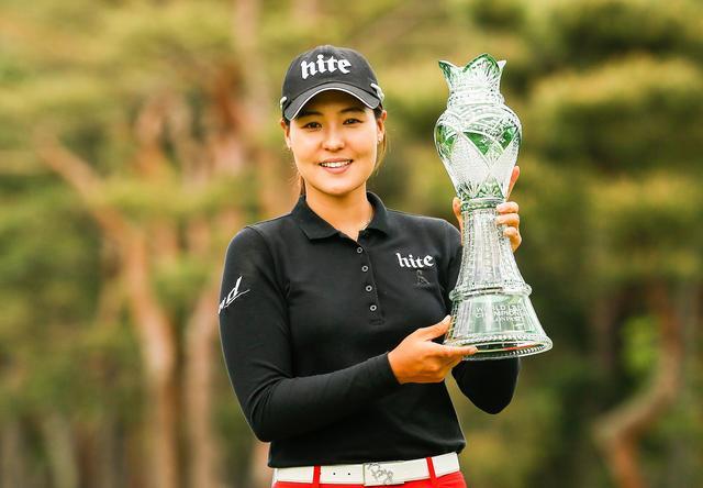 画像: 写真は2015年日本女子オープン優勝時