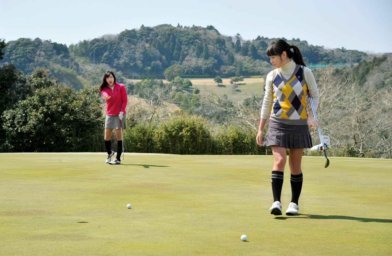 画像: 【ルールQ】同伴者のボールが当たる寸前に自分のボールをマークするのはあり? なし? - みんなのゴルフダイジェスト