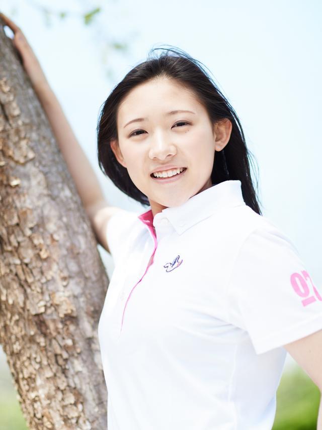画像: 「ゴルフ以外の趣味は日本舞踊です。水泳もやっていました」