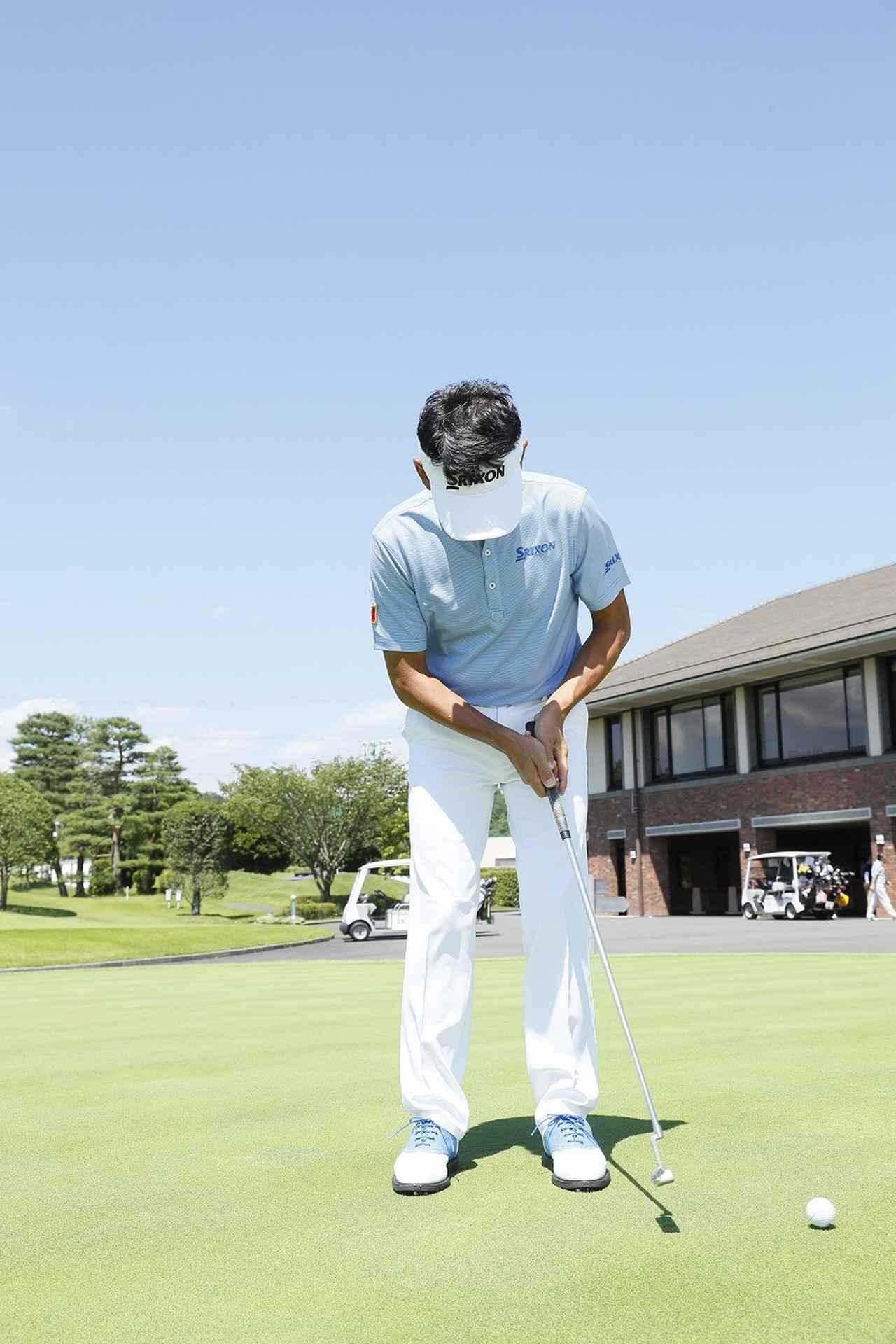 画像: 超トップアマのパット術。傾斜に合わせて「4つの打ち方」がある! - みんなのゴルフダイジェスト