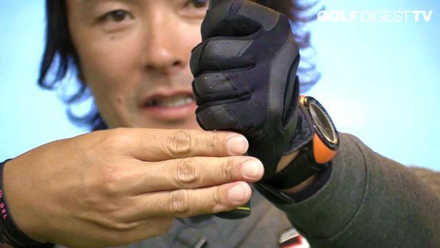 画像: ⑨ドライバーレッスン「飛ばしたいなら『指3本分』短く持とう」木村友栄の『ドライバーが真っすぐ飛べばゴルフはカンタン!』 youtu.be