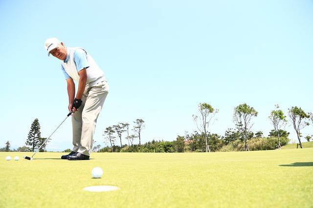 画像: 1メートルは外さない。レジェンド・青木功のスクェアヒット習得ドリル - みんなのゴルフダイジェスト