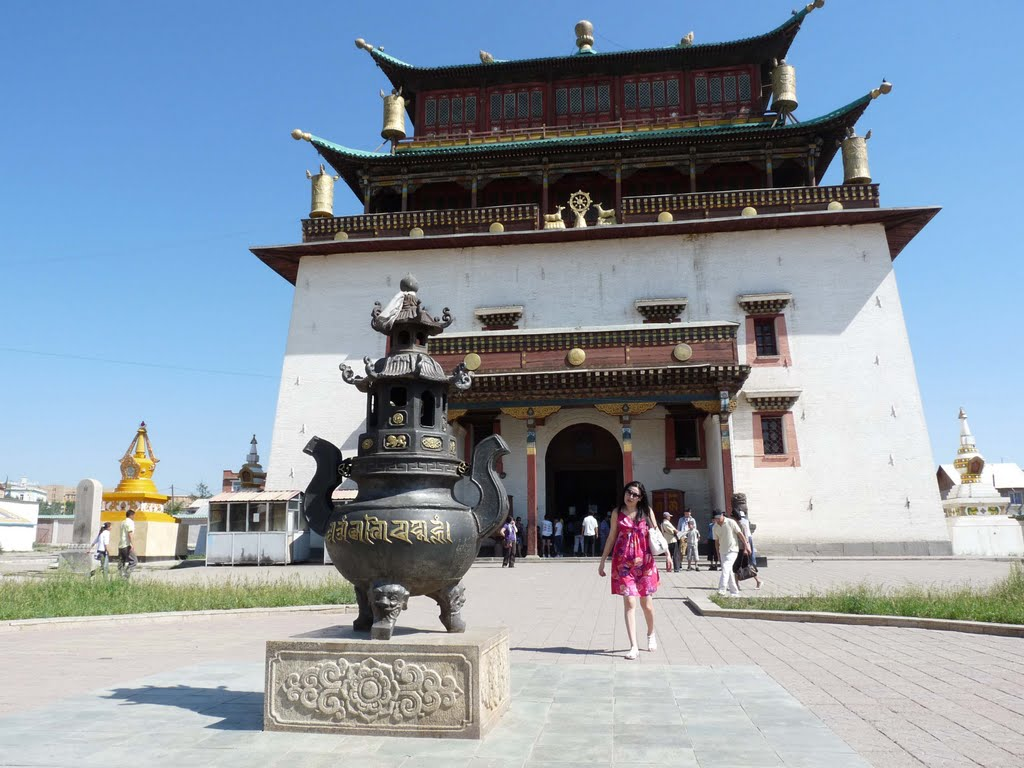 画像: モンゴル帝国の歴史を感じることができるオプションパックもある