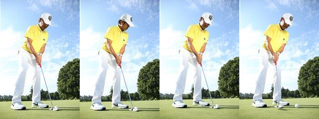 画像: 構える、見る、戻す、始動の4つのアクションを3秒以内に行う