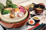 画像: 常陸(ひたち)乃国の玉手箱 もりと海のわっぱ丼 1380円