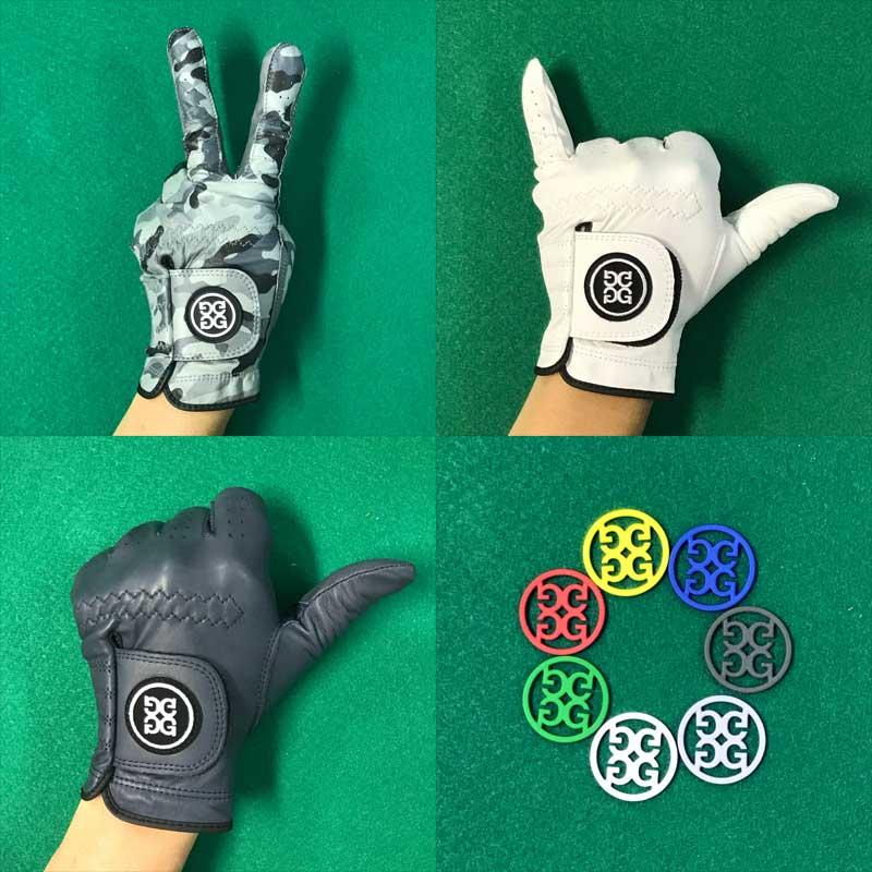 画像: 【週ゴル別注】G/FORE グローブ&マーカー・ティペグセット ゴルフダイジェスト公式通販サイト「ゴルフポケット」