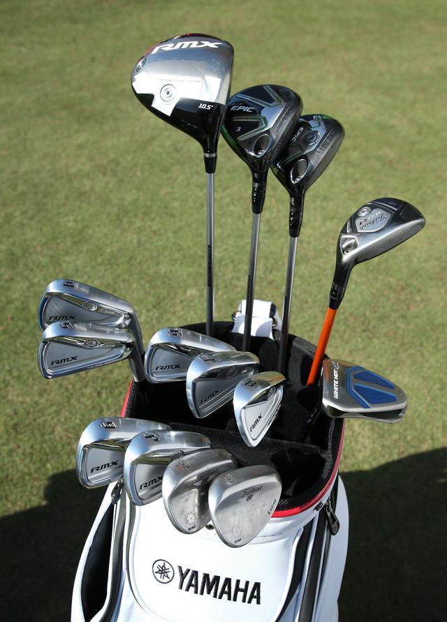 画像: 飛距離10ヤード増! 新しい武器を携えて初優勝を狙う、今平周吾の14本 - みんなのゴルフダイジェスト