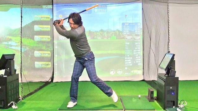 画像: ⑩ドライバーレッスン「飛ばしたいなら打つ前に『左足』を踏み込もう」木村友栄の『ドライバーが真っすぐ飛べばゴルフはカンタン!』 youtu.be