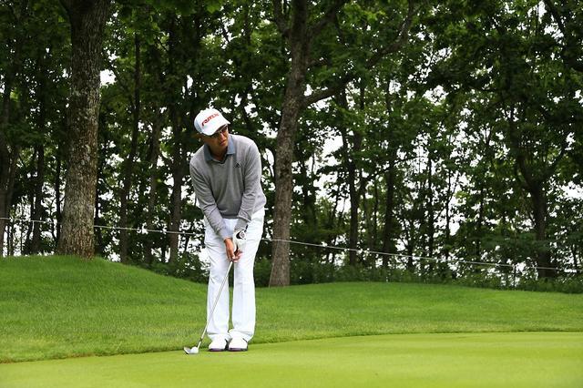 画像: 日本プロ2日目終わって首位! 谷口徹、衰え知らずのピッチ&ラン - みんなのゴルフダイジェスト
