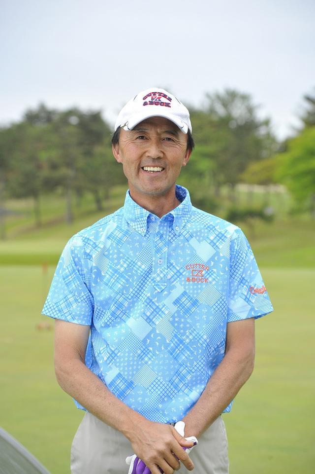 画像: 佐藤英之(さとう・ひでゆき)1960年2月13日生まれ、東京都出身。ミドルアンアンを武器に、シニアツアーに参戦中。