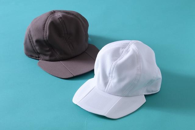 画像: カラーは3色。ホワイト、グレーのほかにブラックも展開。価格は6264円(税込)