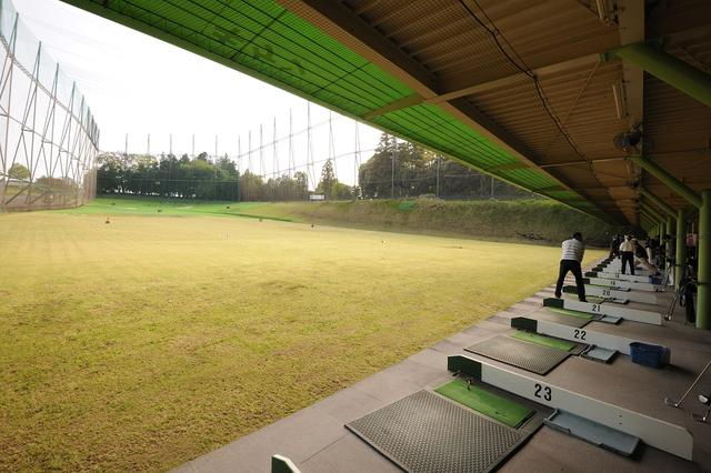 画像: 1日ゆっくり練習できる穴場な練習場だ
