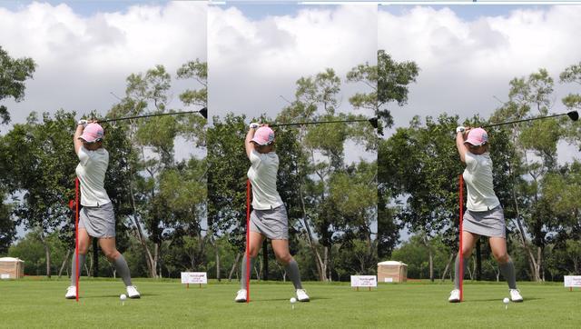画像: 宮里藍を世界1位にしたスウィング「シャットフェース」の秘密 - みんなのゴルフダイジェスト