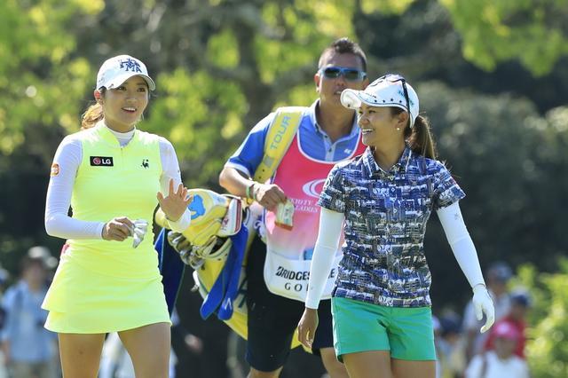 画像: 「まだ じっかんがないよ」イ・ボミが日本語で綴った藍への思い - みんなのゴルフダイジェスト