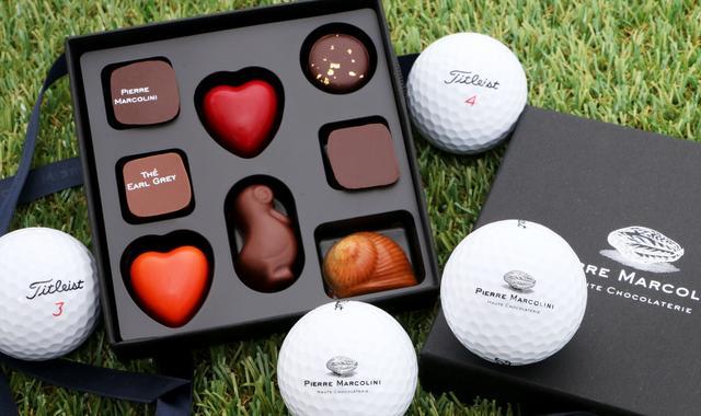 画像: 【父の日限定】ピエール・マルコリーニのボールとセットの「ゴルフチョコ」をゴルファーが試食してみた - みんなのゴルフダイジェスト