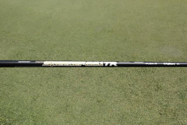 画像: ツアー会場で発見! マットブラックの「スピーダー661TRプロトタイプ」 - みんなのゴルフダイジェスト