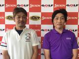 画像: 見事メダリストに輝いた、家田直也さん(左)、池田有毅さん(右)