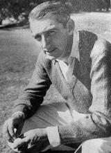 画像: トミー・アーマー 1895年、スコットランドのエジンバラ生まれ。シルバー・スコット(いぶし銀のスコットランド人)と異名のあったアーマーは理知的であった