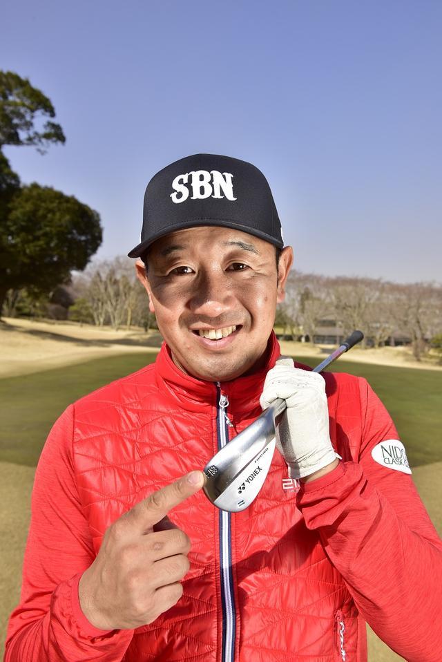 画像: 田島創志(たじまそうし)1976年群馬県生まれ。日大ゴルフ部から2000年にプロ入りし、03年のKBCオーガスタでツアー優勝。ニドムクラシックコース所属。
